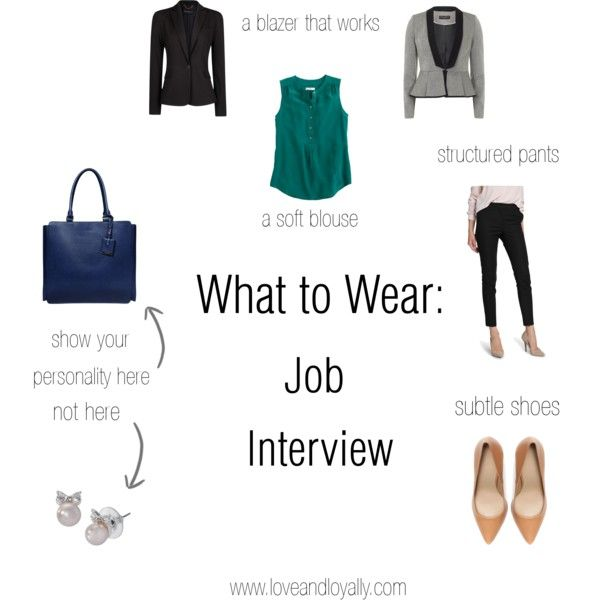 Job Interview Style