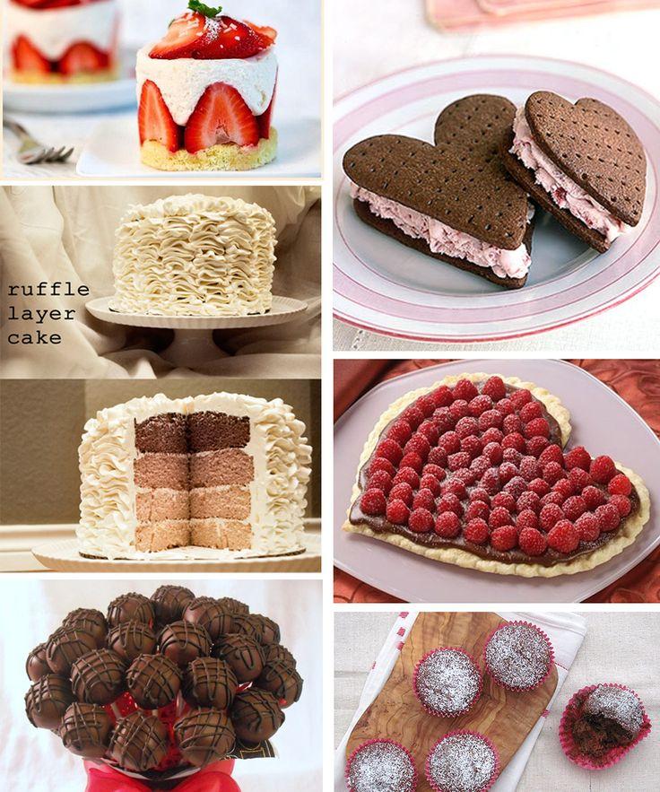 valentine's day desserts to make