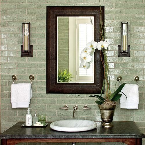 small bath idea from southern living bathroom pinterest