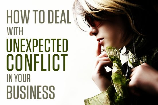 blog tips dealing with confrontation