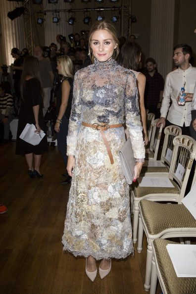 Olivia Palermo Photos: Day 2: Front Row - London Fashion Week SS15