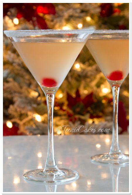 Marshmallow Cake-tini Cocktail Recipe — Dishmaps