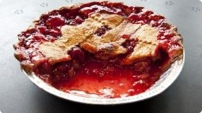 Strawberry Rhubarb Pie. Does it get any better than this?! Watch video ...