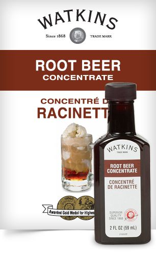 Root Beer Extract - Add root beer extract to sparkling soda for a ...