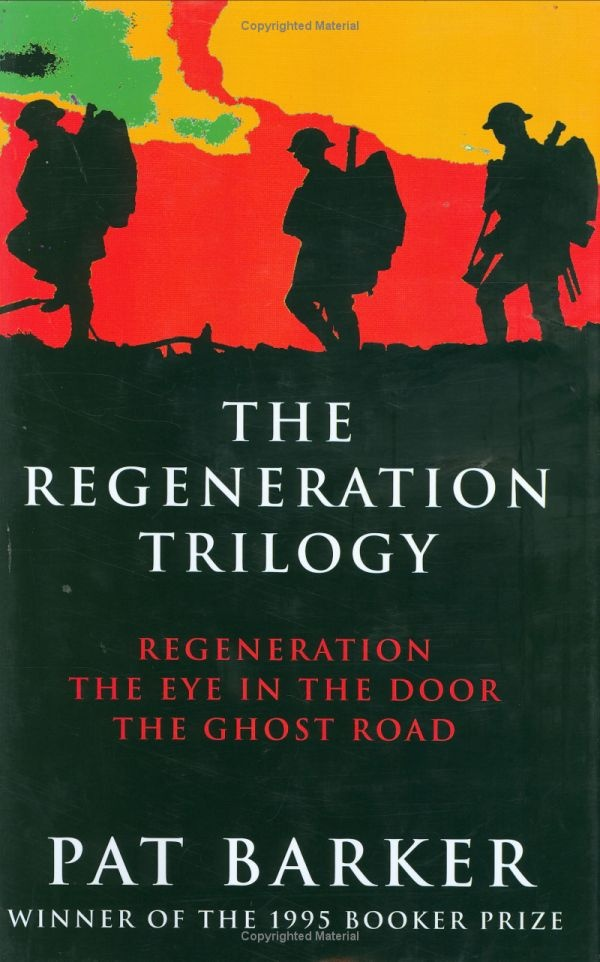 regeneration by pat barker essay Pat baker's regeneration, starting on page 54 and continuing throughout the novel pat barker, in her fictional novel about a non-fictional man.