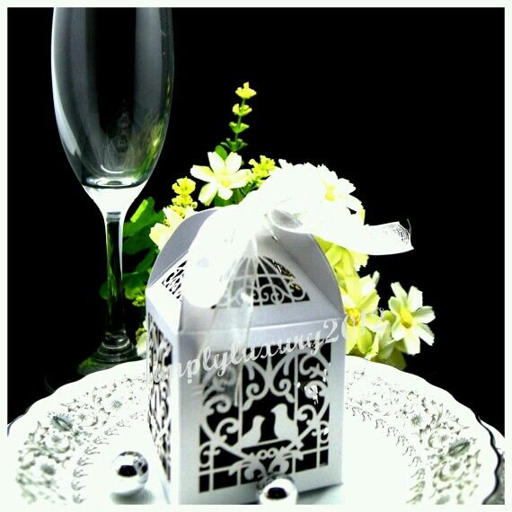 Wedding Gift Box For Guests : Wedding guest gift box Wedding Pinterest