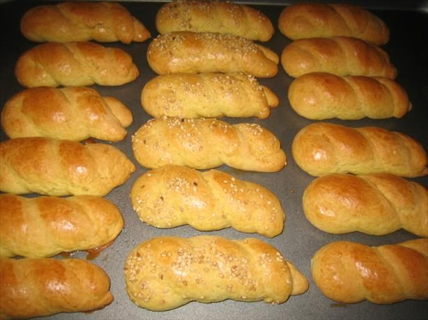 Greek Easter Cookies (Koulourakia) from Food.com: Traditional Greek ...