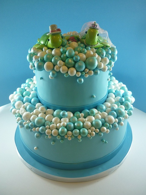 Bubbly Cake | Cakes | Pinterest