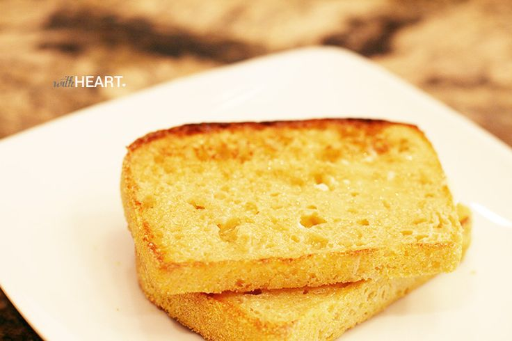 ENGLISH MUFFIN BREAD: Think a loaf of an english muffin, only better ...