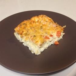 Bacon Cheese Frittata Allrecipes.com - this is such a basic recipe. I ...