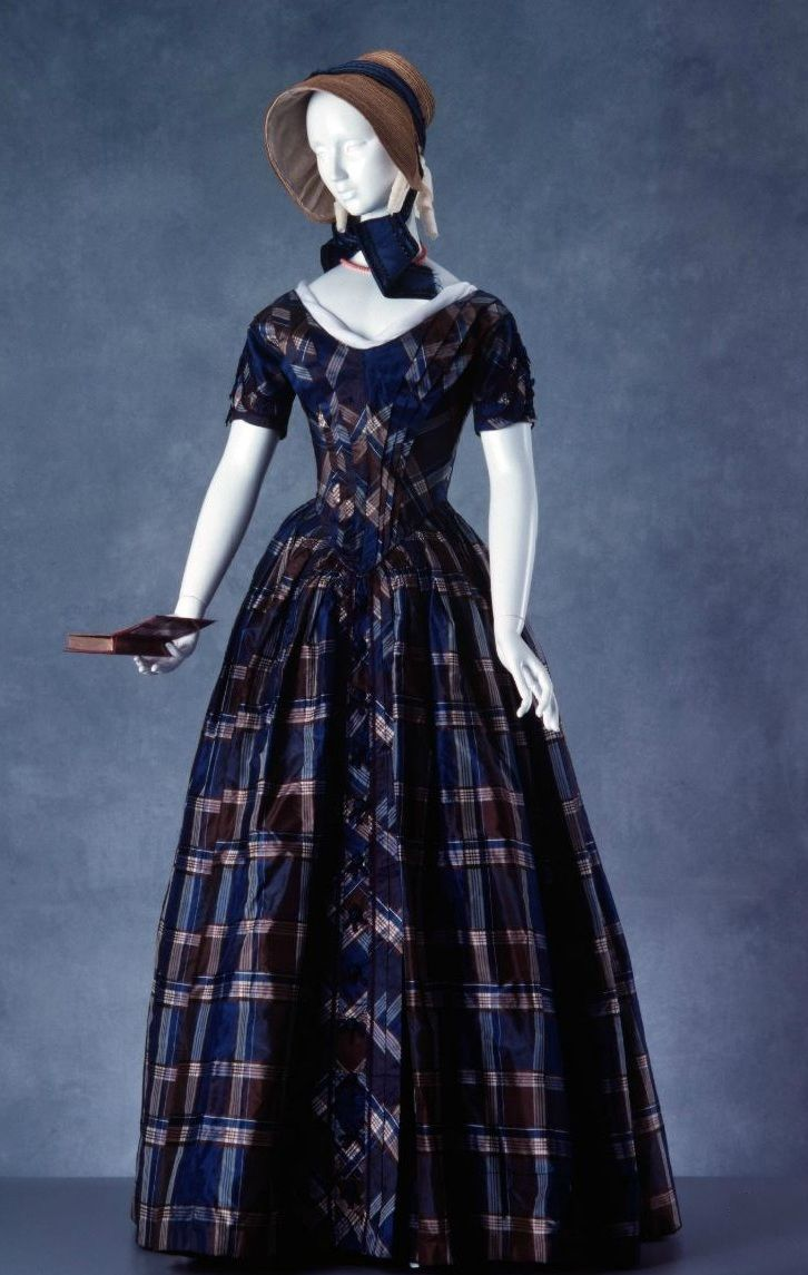 American romanticism period fashion 20