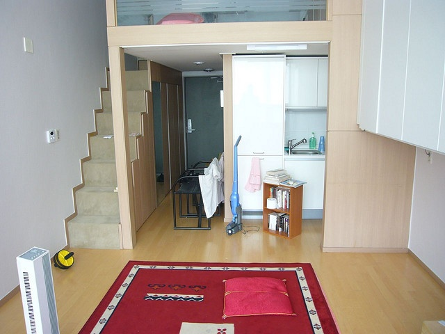 Korean apartment i love the loft daejeon accessory for Korean small bedroom design