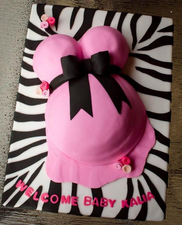 baby shower zebra belly cakes zebra belly cake baby shower