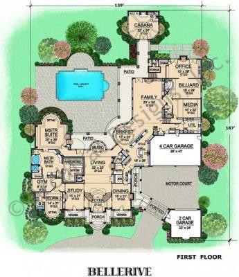 Mansion Dream House Pinterest
