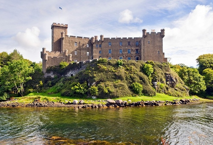 photo of dunvegan castle - photo #6