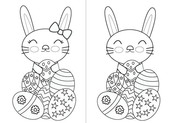 Dibujo Para Colorear Conejito Berry Colorear Website