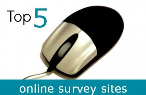 Top 5 High Paying and Safe Survey Sites #earnmoneyonline