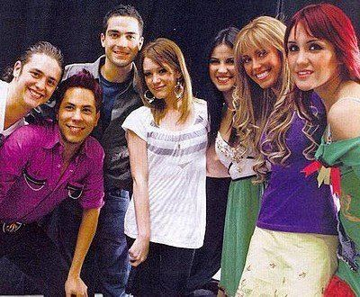 hilary duff y rbd: