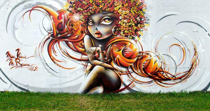 Vinie Graffiti  Funky Hair Spray  THE ART OF LIFE   Pinterest