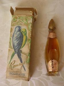'Ramage' parfum by Bourjois
