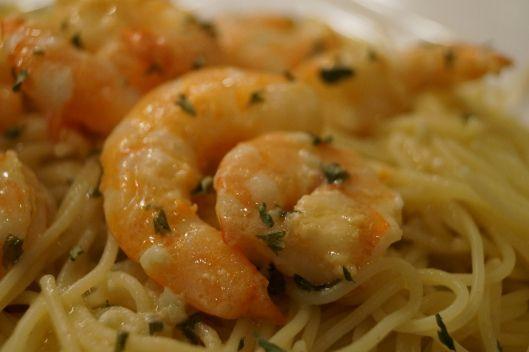 Baked Shrimp Scampi | Seafood Recipes | Pinterest