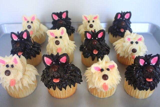 Doggie Cupcake Recipes