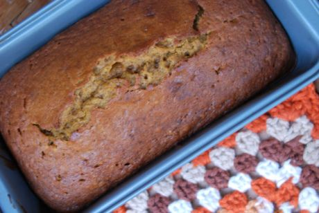 Olive Oil Pumpkin Bread | Gobble Gobble | Pinterest