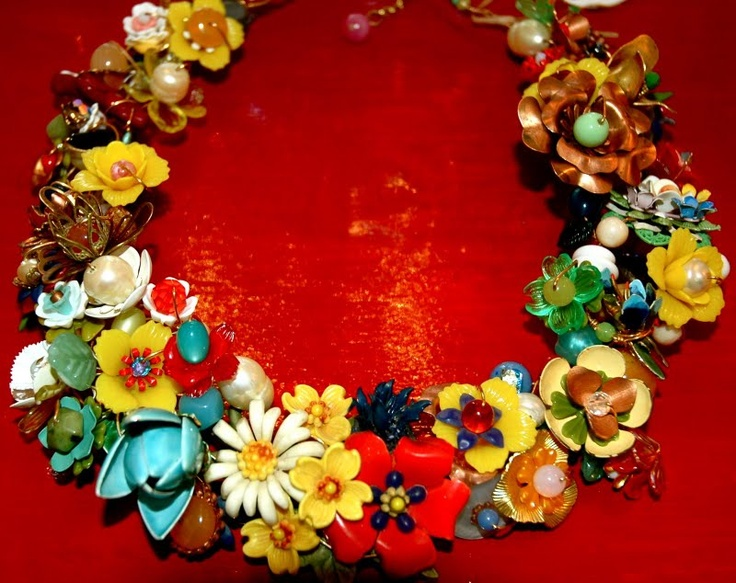 Jewelry wreath wreaths pinterest