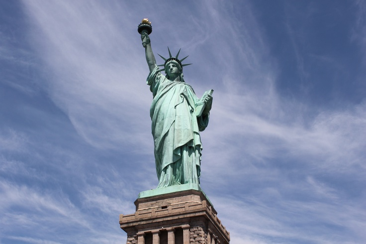 Statue of Liberty I took in June 2012