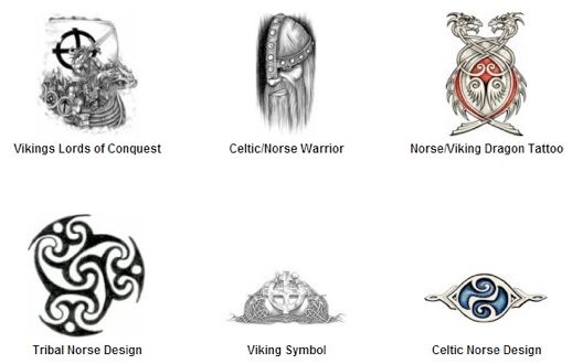 Viking Symbols And Their Meanings Norse Symbols And Meanings