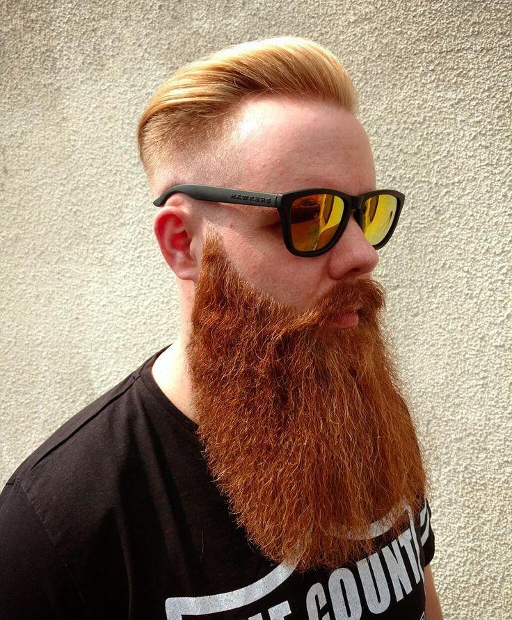 Badass beard