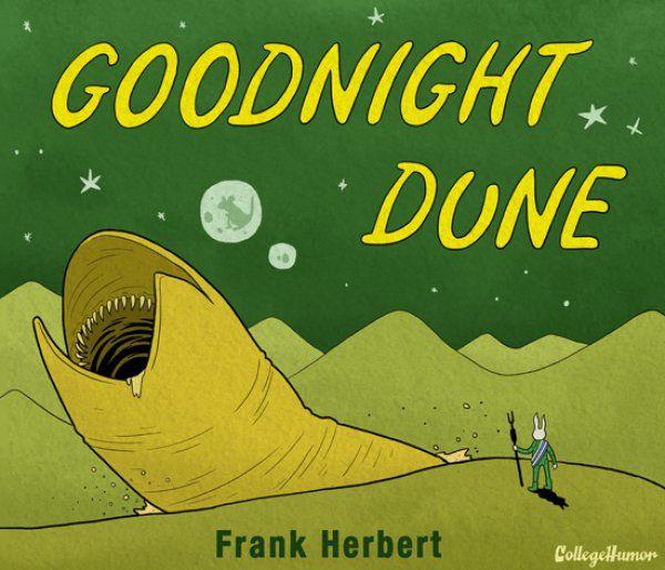 good night spice. good night worms...