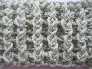 Crochet Ribbing : Crochet Vertical Ribbing - Tutorial crochet TIPS, tricks ...