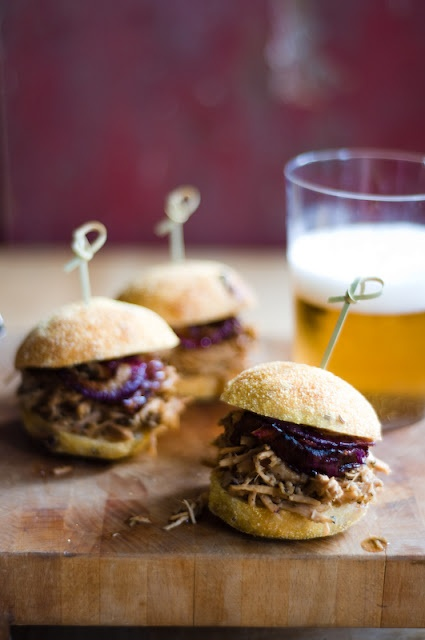 Porchetta sandwich | Coppersmith 1894 | Pinterest