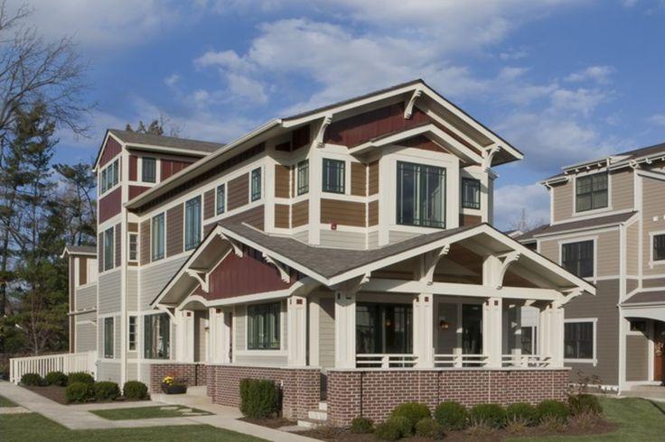 Sarah susanka not so big house house plans pinterest for Houseplans com craftsman