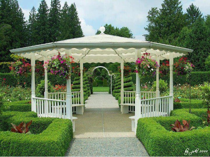 Flower Garden Gazebo : gazebos , Beautiful.!!!