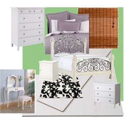 Black white and mint green bedroom for the home pinterest - Green black white bedroom ...