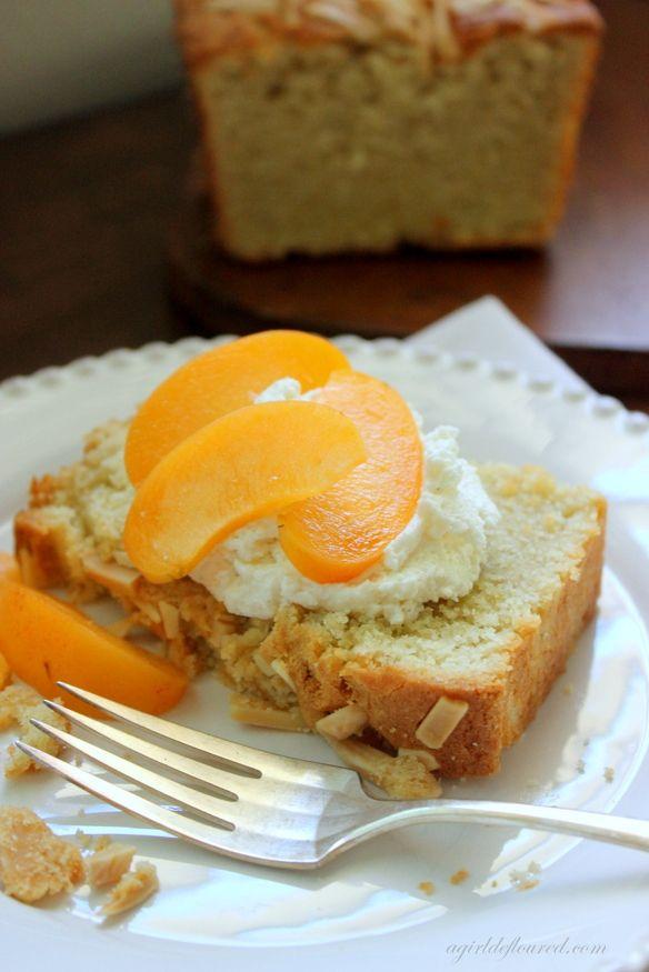 Gluten- Free Cardamom & Vanilla Bean Pound Cake | Alison, Fabulously ...