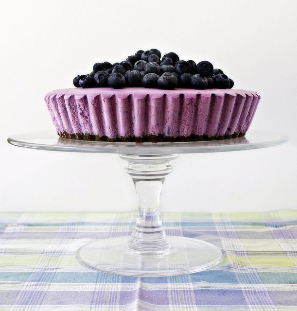 Blueberry Cheesecake, from Sass & Veracity