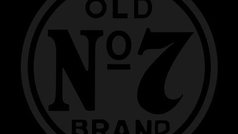 N 7 Logo Name Holiday Barrel Tree   Jack Daniel's Tennessee Whiskey