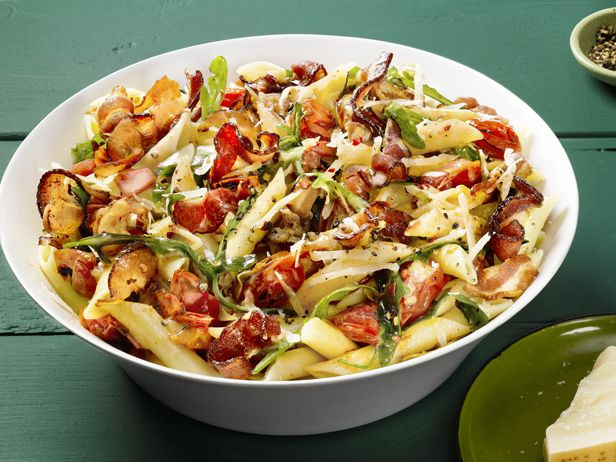 BLT Pasta | I Cook with Wine... Sometimes I even add it to the food ...