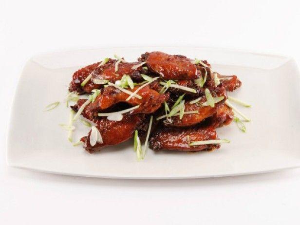 Spicy Bayou Bourbon Glazed Wings Recipes — Dishmaps