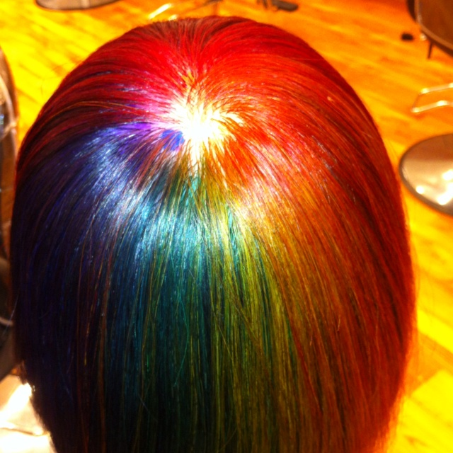 Color wheel | Hair Inspiration | Pinterest