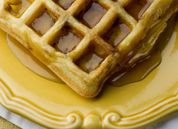 Brown Sugar Bacon Waffles. (Conversion to pancakes: eliminate oil from ...