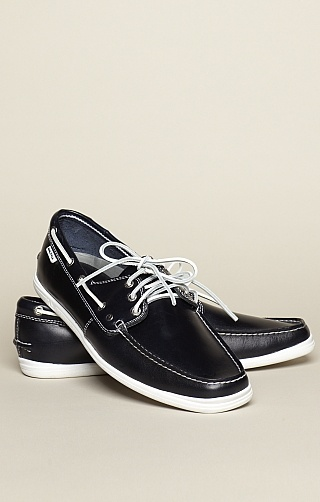 Nautica Leather Boat Shoe $80