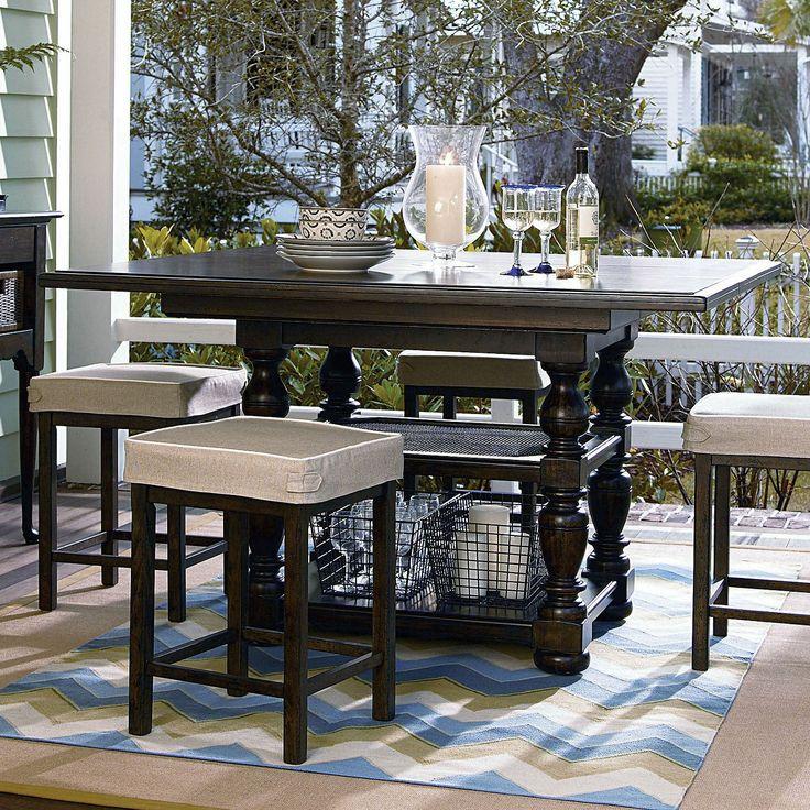 Universal Furniture Paula Deen Down Home Gathering Table