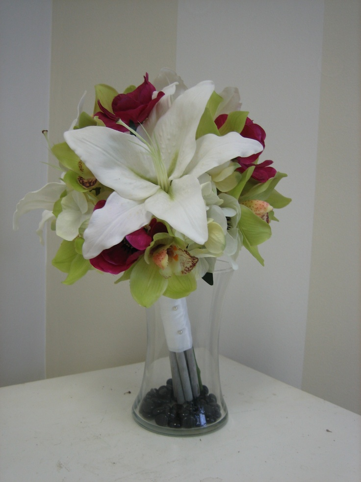 Casablanca Brides Bouquet 34