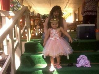 Estella's 3rd birthday