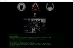 Anonymous Takes Down Greek Ministry of Justice Site Under #OpGreece  ibtimes.com 2/21/2012