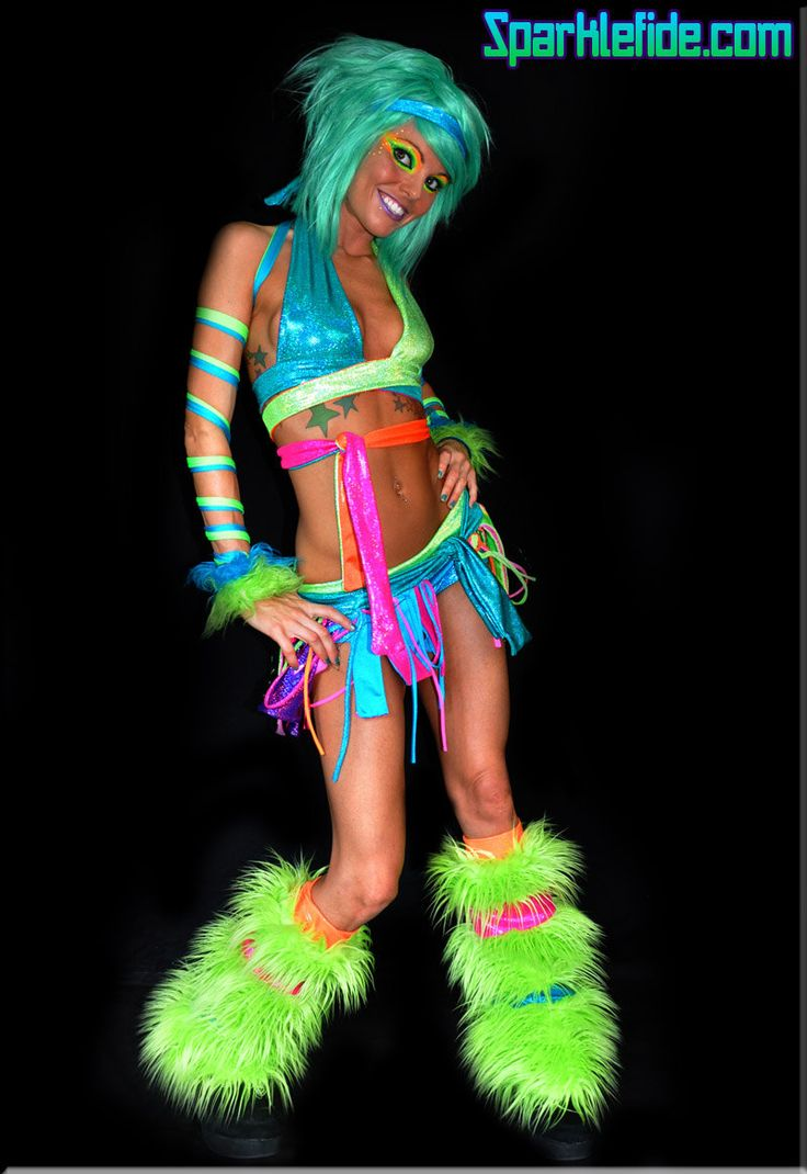 edm outfits for girls rave outfits